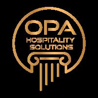 Opa Hospitality Solutions Logo